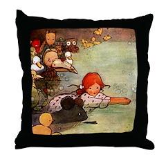 Attwell 3 Throw Pillow