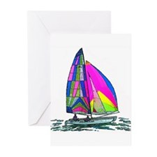 Hobie Cat Greeting Cards (Pk of 10)