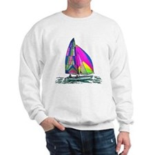 Hobie Cat Design Sweatshirt