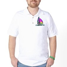 Hobie Cat Design T-Shirt