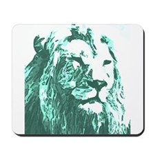 No Lion Mousepad