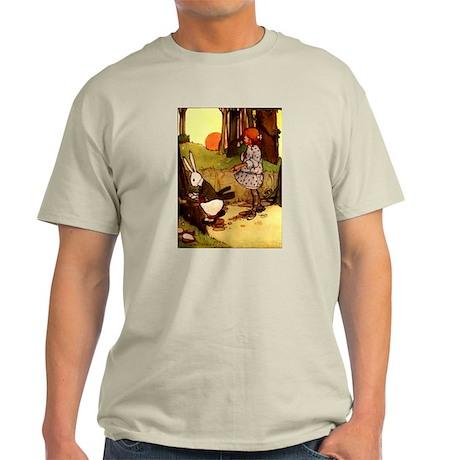 Attwell 1 Ash Grey T-Shirt