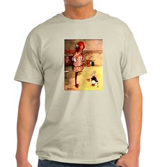 Attwell 2 Ash Grey T-Shirt