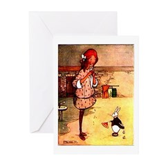 Attwell 2 Greeting Cards (Pk of 10)