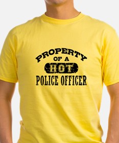 Property of a Hot Police Officer T