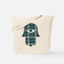 Hamsa Hand 8 Tote Bag