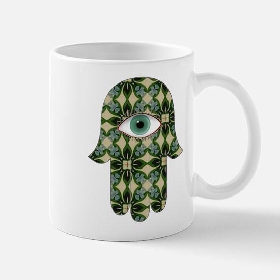 Hamsa Hand 9 Mug