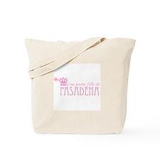 A girl from Pasadena Tote Bag
