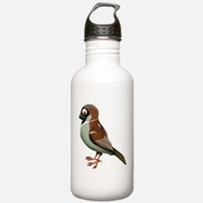 House Sparrow Water Bottle