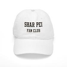 Shar Pei Fan Club Baseball Cap
