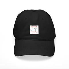 Put a blanket over YOUR head! Breastfeeding Baseball Hat