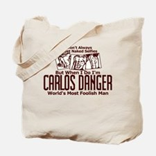 Carlos Danger Tote Bag