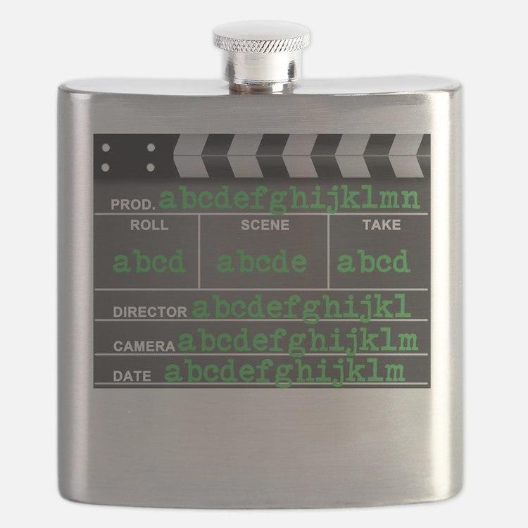 Movie slate Flask