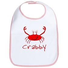 Crabby Crab Bib