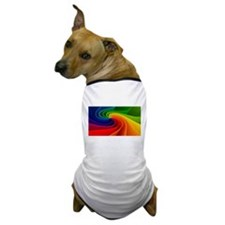 rainbow Dog T-Shirt