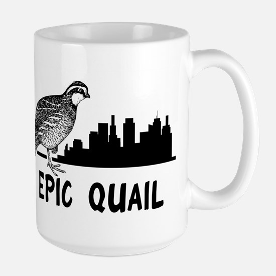 Epic Quail Mug