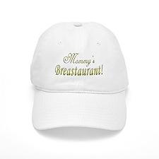 Mommy's Breastaurant! Baseball Cap