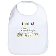 Mommy's Breastaurant! Bib