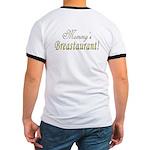 Mommy's Restaurant! (DesignOnBack) Ringer T