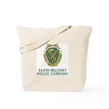 514th MP Company Tote Bag