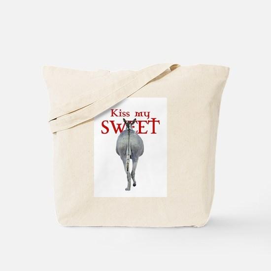 KISS MY SWEET Tote Bag
