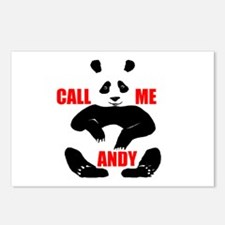 CALL ME ANDY Postcards (Package of 8)
