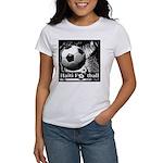 Haiti football Women's T-Shirt