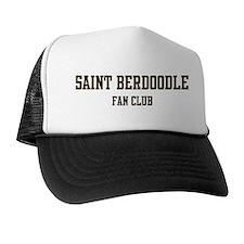 Saint Berdoodle Fan Club Trucker Hat