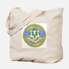 Connecticut Correction Tote Bag