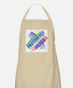 Previously Owned BBQ Apron