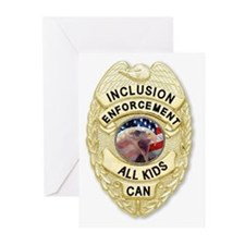 Inclusion Patrol Greeting Cards (Pk of 10)