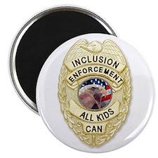 Inclusion Patrol Magnet