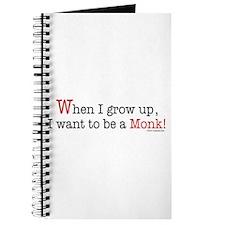 ... a Monk! Journal