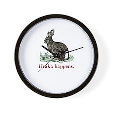 Hraka Wall Clock