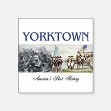"""ABH Yorktown Square Sticker 3"""" x 3"""""""