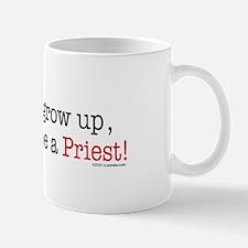 ... a Priest Mug