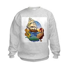 Flying Maiden Sweatshirt