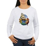 Flying Maiden Women's Long Sleeve T-Shirt