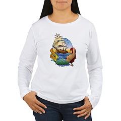 Flying Maiden T-Shirt