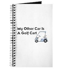 Other Car is a Golf Cart Journal