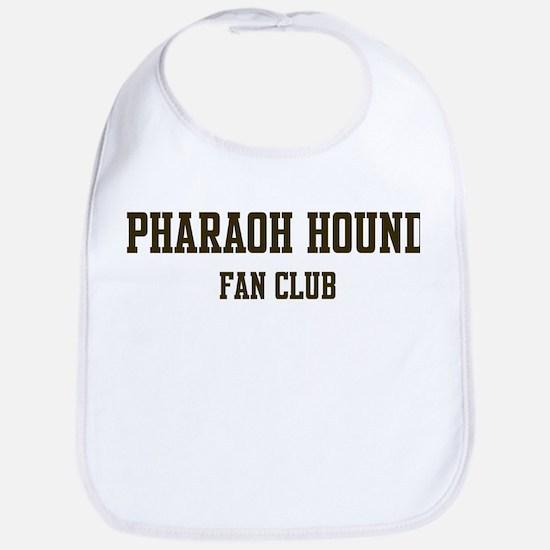 Pharaoh Hound Fan Club Bib