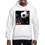 Boom-Cannonball Hooded Sweatshirt