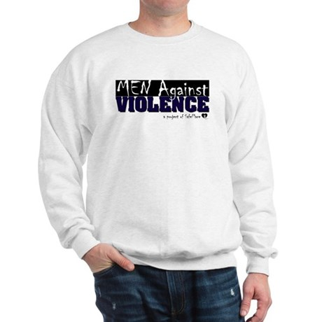 Men Against Violence Sweatshirt