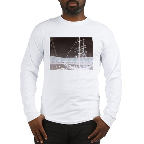 Abstraction Liverpool Long Sleeve T-Shirt
