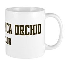 Peruvian Inca Orchid Fan Club Mug
