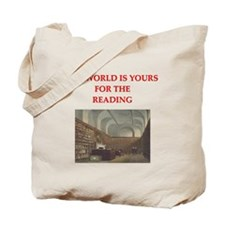BOOKS3 Tote Bag