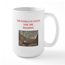 BOOKS3 Mug