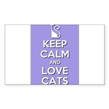 Love Cats Stickers