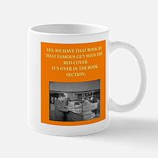 LIBRARY8 Mug