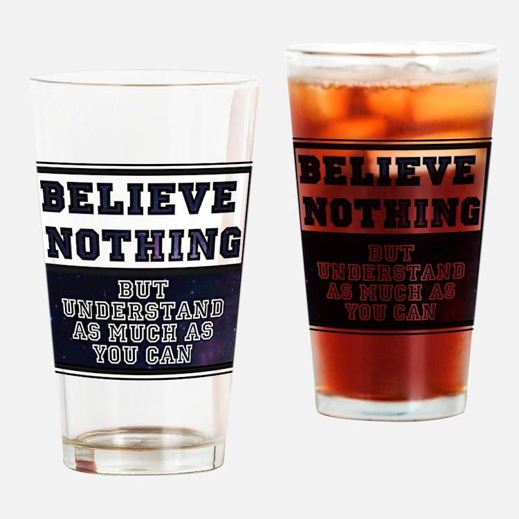 Understanding Drinking Glass